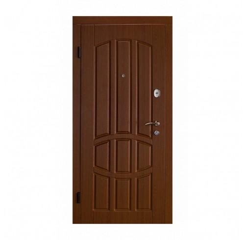 Двері металеві Ірида 8808*2040 дуб рустикальний