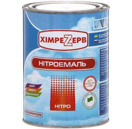 Емаль НЦ-132 (2кг) сіра Хімрезерв