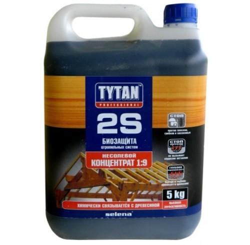 Антисептик Tytan 2S 5кг ультрабіозахист