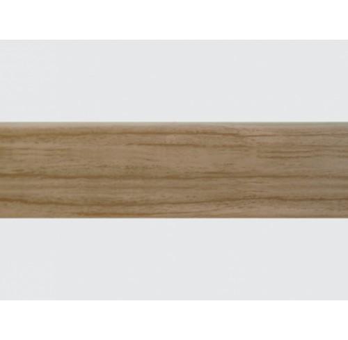 Плінтус для підлоги LI1 ELASTIC античний дуб