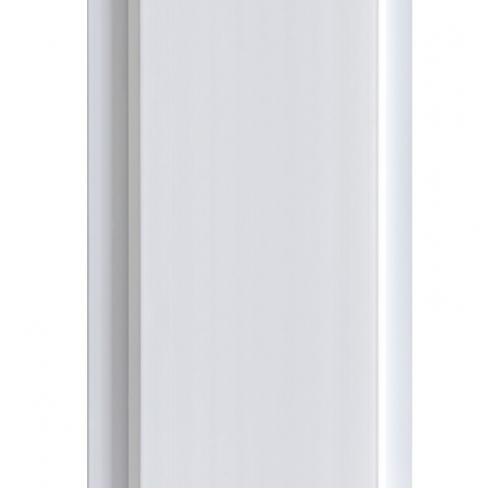 Вагонка 100мм*6м біла еко-люкс