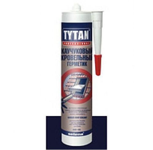 Герметик Tytan каучук для покрівлі безколірний 310мл