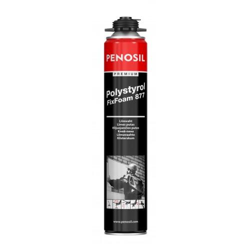 Піна-клей монтажний 750мл Penosil преміум полістірол
