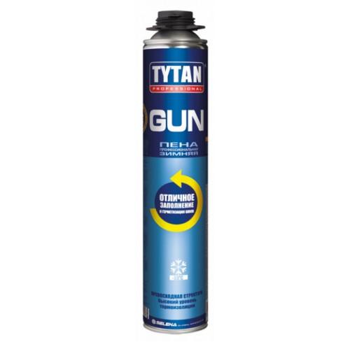 Піна монтажна 750мл Tytan 02 Gun проф.