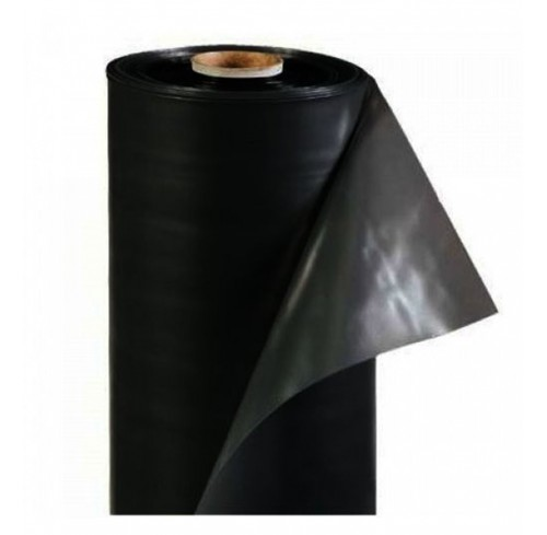 Плівка п/е рук. 100мкр.*1,5м (300м2) чорна (м.кв.)