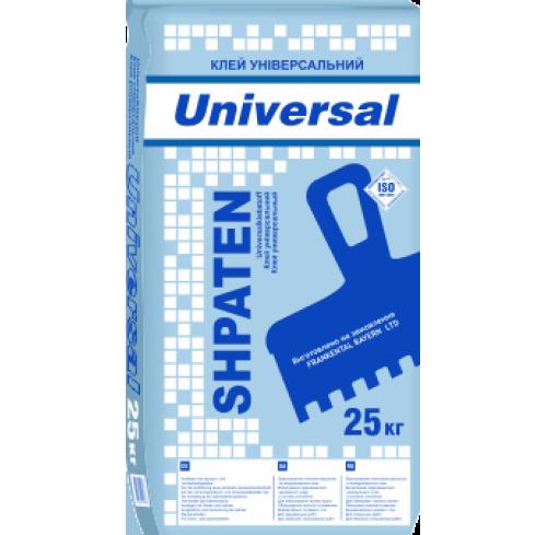 Клей універсальний SHPATEN UNIVERSAL 25кг