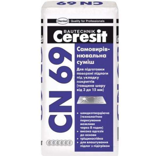 Ceresit CN 69/25кг