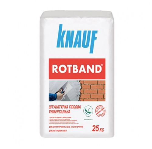 Штукатурка для внутрішніх робіт Rotband 15кг