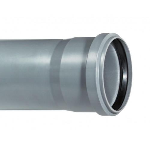 Труба каналізаційна внутрішня 110*2000 СВР
