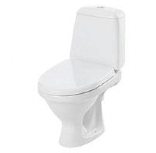 Компакт Еко 011 3/6л з поліпропіленовий сидінням
