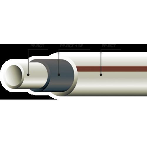 Труба 50*6.9 S3.2 PP-RCT CARBO
