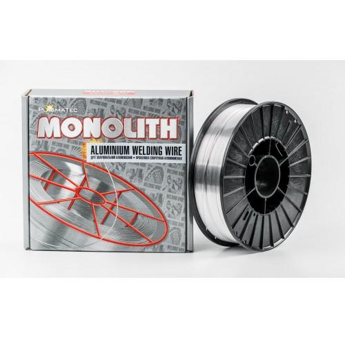 Дріт для зварювання 0,8мм 5кг Monolith