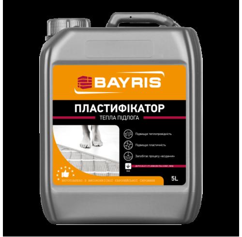 Пластифіктор 10л тепла підлога Байріс