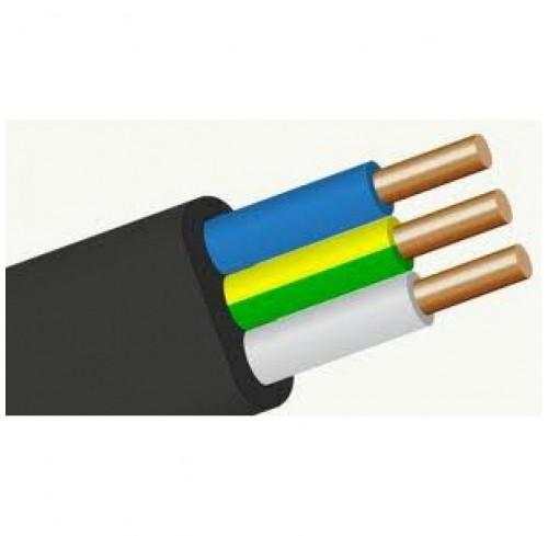 Провід ВВГнг-П 3*2,5ож-0,66 кабель Одескабель (м)