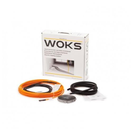Комплект для теплої підлоги WOKS-17-1200