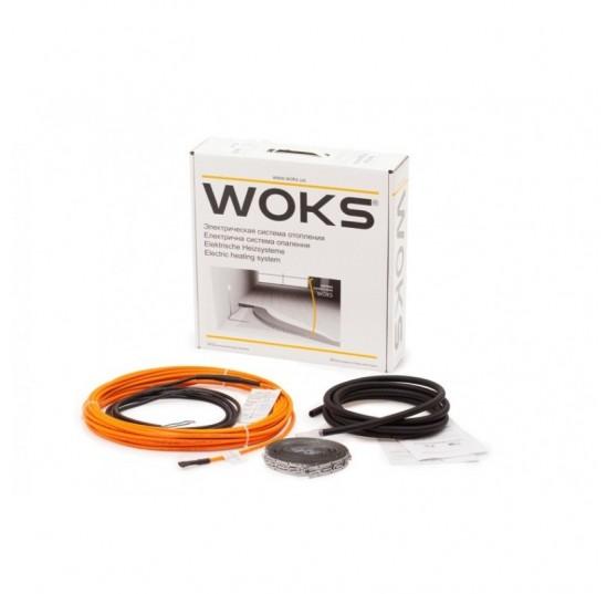 Комплект для тонкої теплої підлоги WOKS-10-990